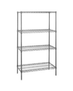 Adjustable Open Wire Shelving Starter Units