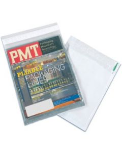 Clear View Poly Envelopes